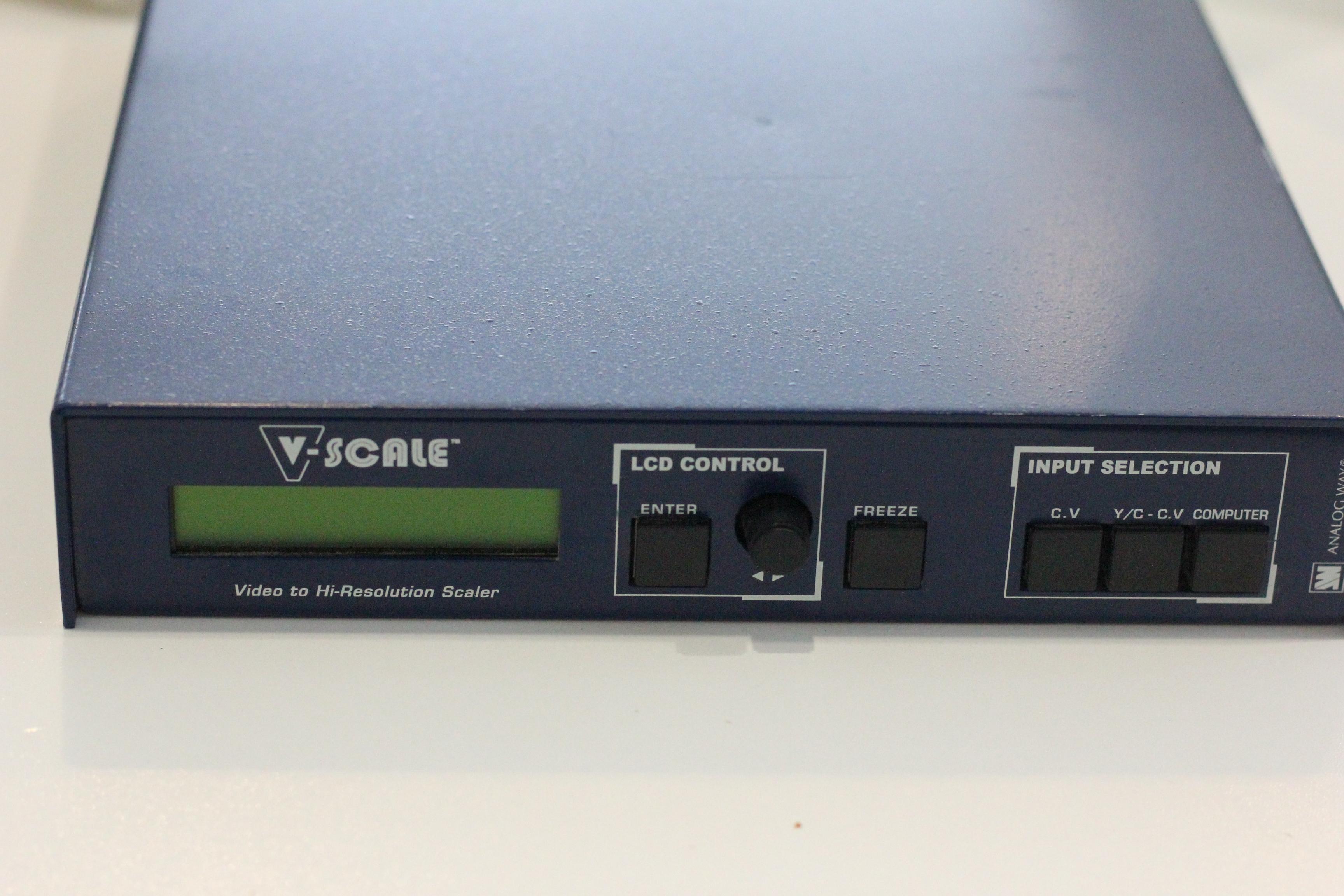 Analog Way Vsl 121 V Scale Switch Pc Overstock